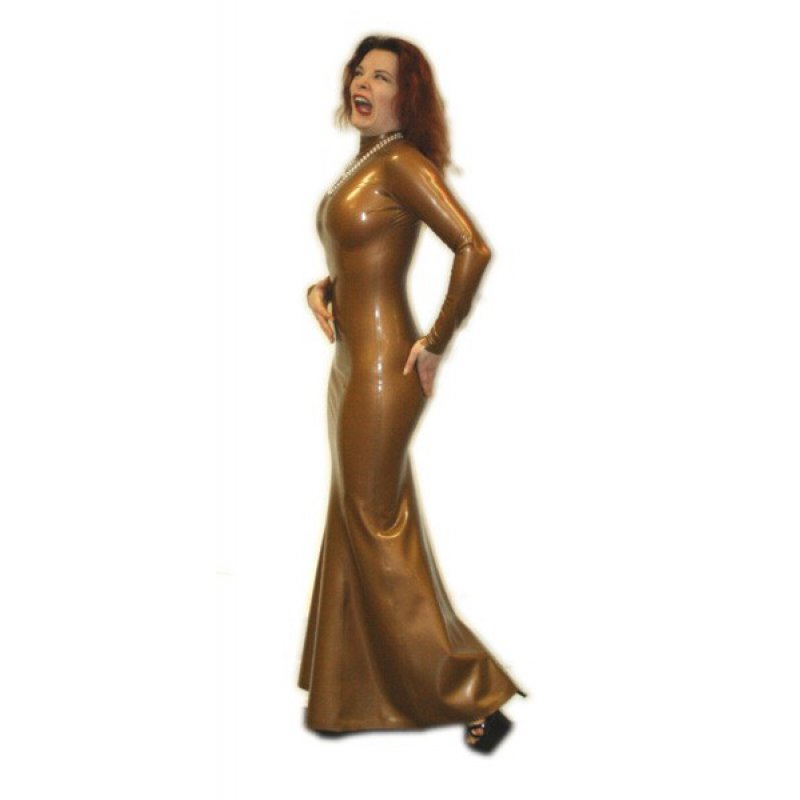 14cfb3223d Glamour Dress - Mermaid, 344,00 €, GUWI Fetishstore - Rubber ...