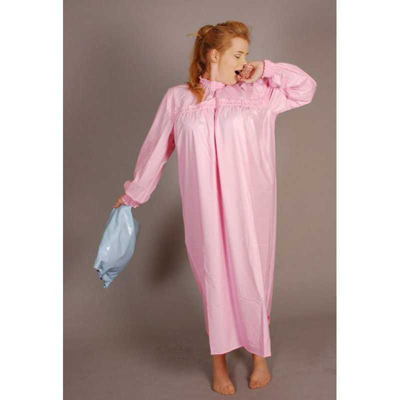 Night Gown Wenke on product color fashion