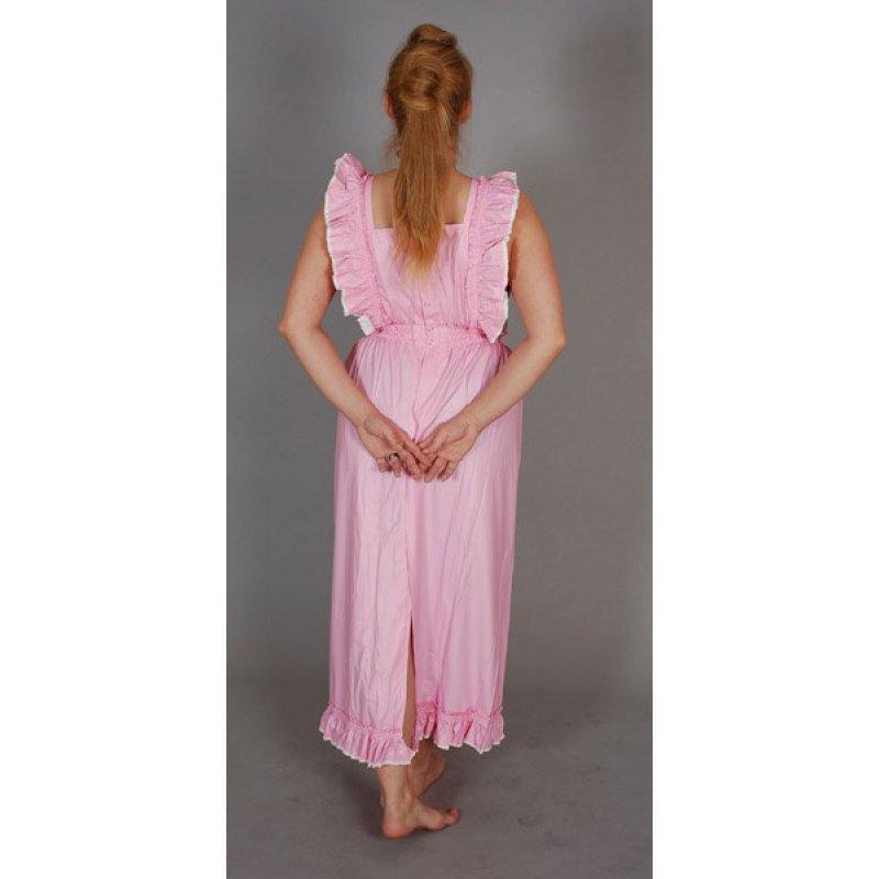 Pinafore Dress Cosima Maxi 202 00 Guwi Fetishstore