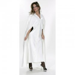 Cape - MANU NO3 - Soft PVC - White