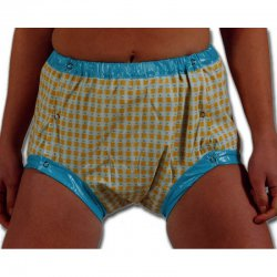Snap sided Nappy Pants - Katrin