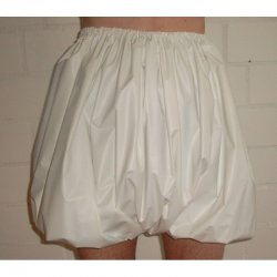 Bloomers OTTO - Latex 0.35mm - Brown - XL