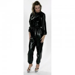 Jumpsuit - Arne Spezial - Soft PVC - White - XL