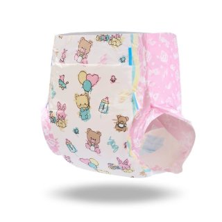 Little for Big Baby Cuties Adult Diaper EINZELSTÜCK